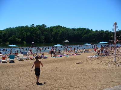 West Lake Beach