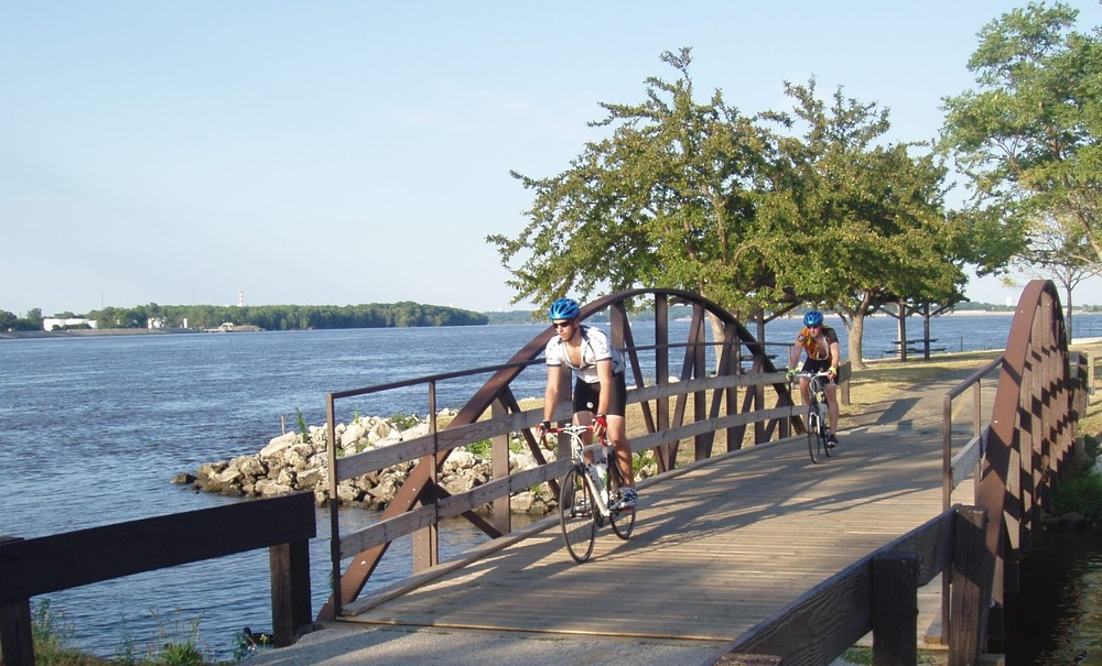 Image result for great river trail quad cities